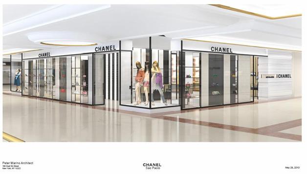 Chanel inaugura loja no Shopping Iguatemi SP    Notícias    FFW 3d6aef7d9c