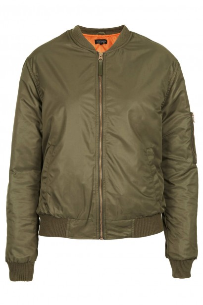 Topshop, Airforce Bomber, R$ 299