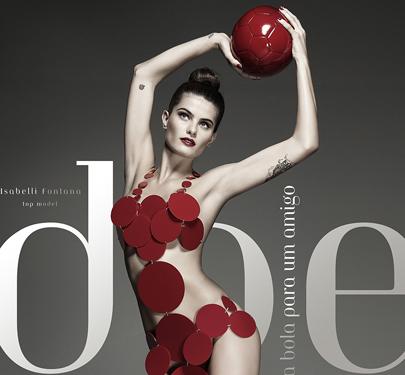 1d85bb1151565 Isabeli Fontana é rosto de campanha que incentiva a doação de sangue     Notícias    FFW