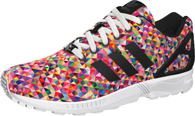 402a2d4642 Galeria de Fotos O calçado da vez  Adidas lança tênis com grafismos ...