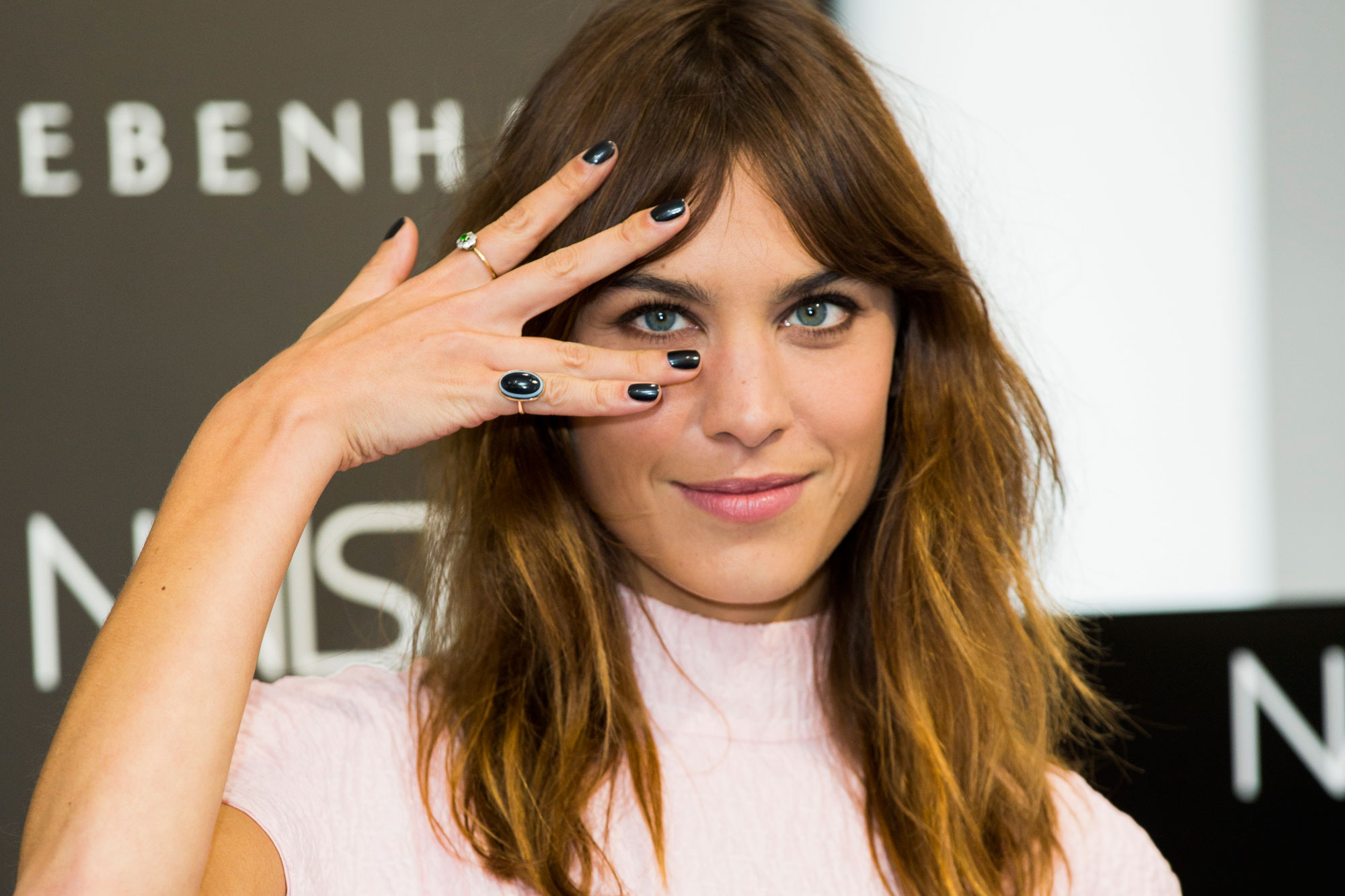 Alexa Chung ©Getty Images