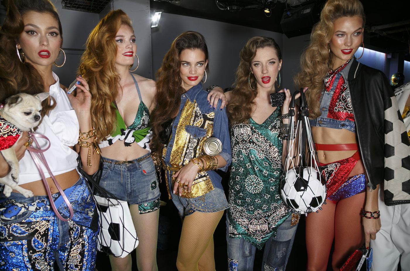 Desfiles Semana de moda de Paris Verao 2015 Jean Paul Gaultier