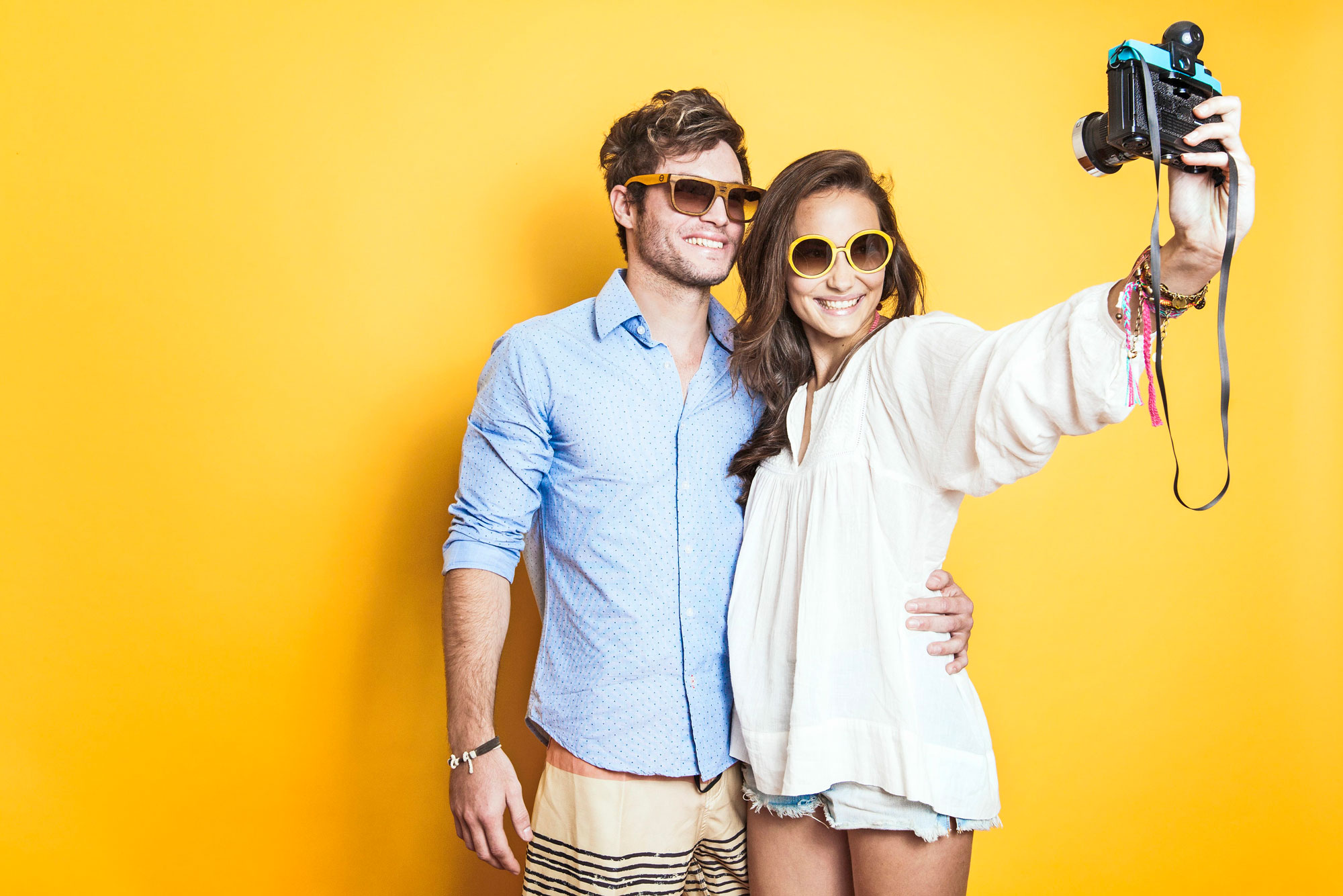 11888cd80 Notiluca apresenta dois novos modelos de óculos para o verão ©Divulgação