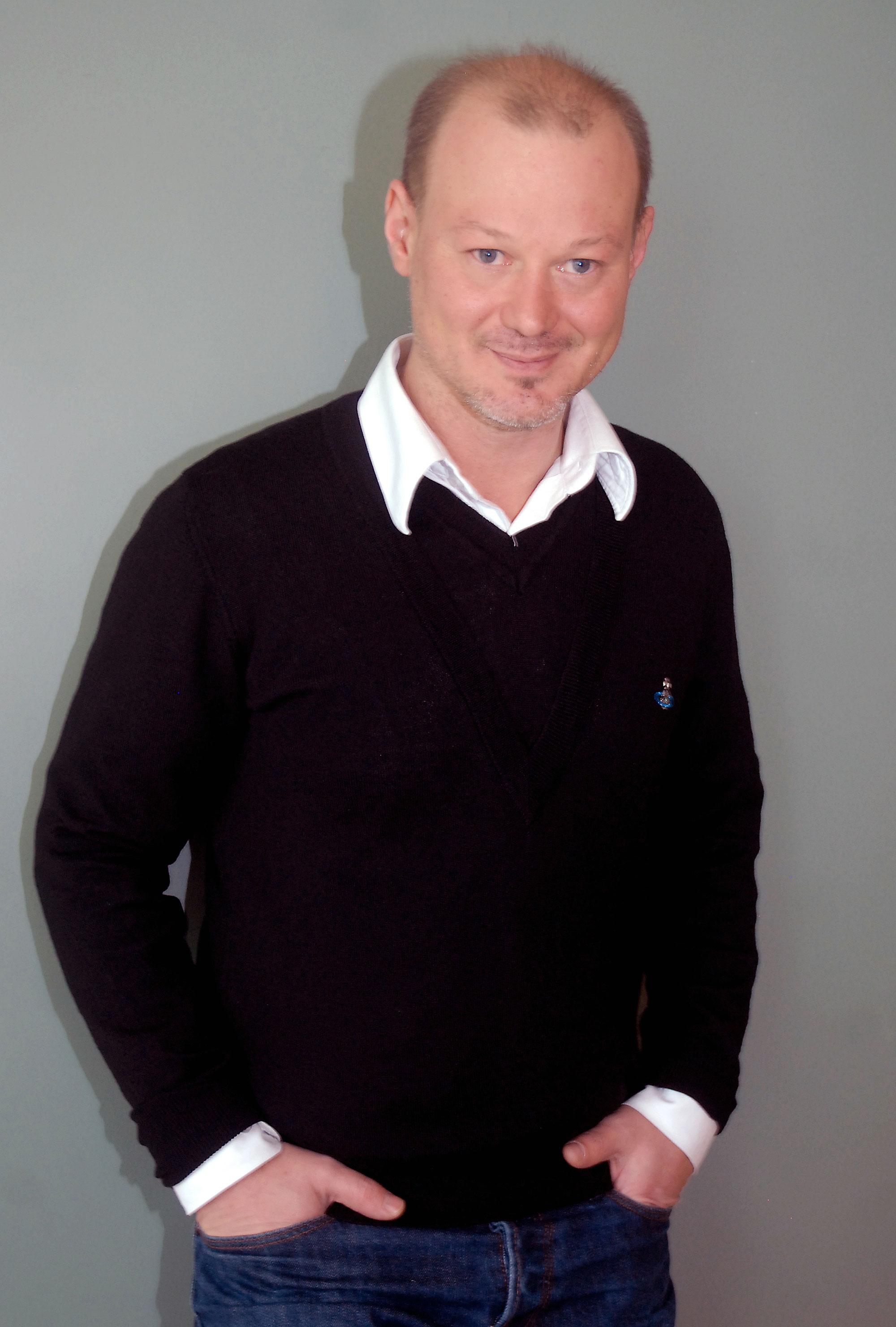 Paulo Pedó, diretor de marca da Melissa ©Divulgação