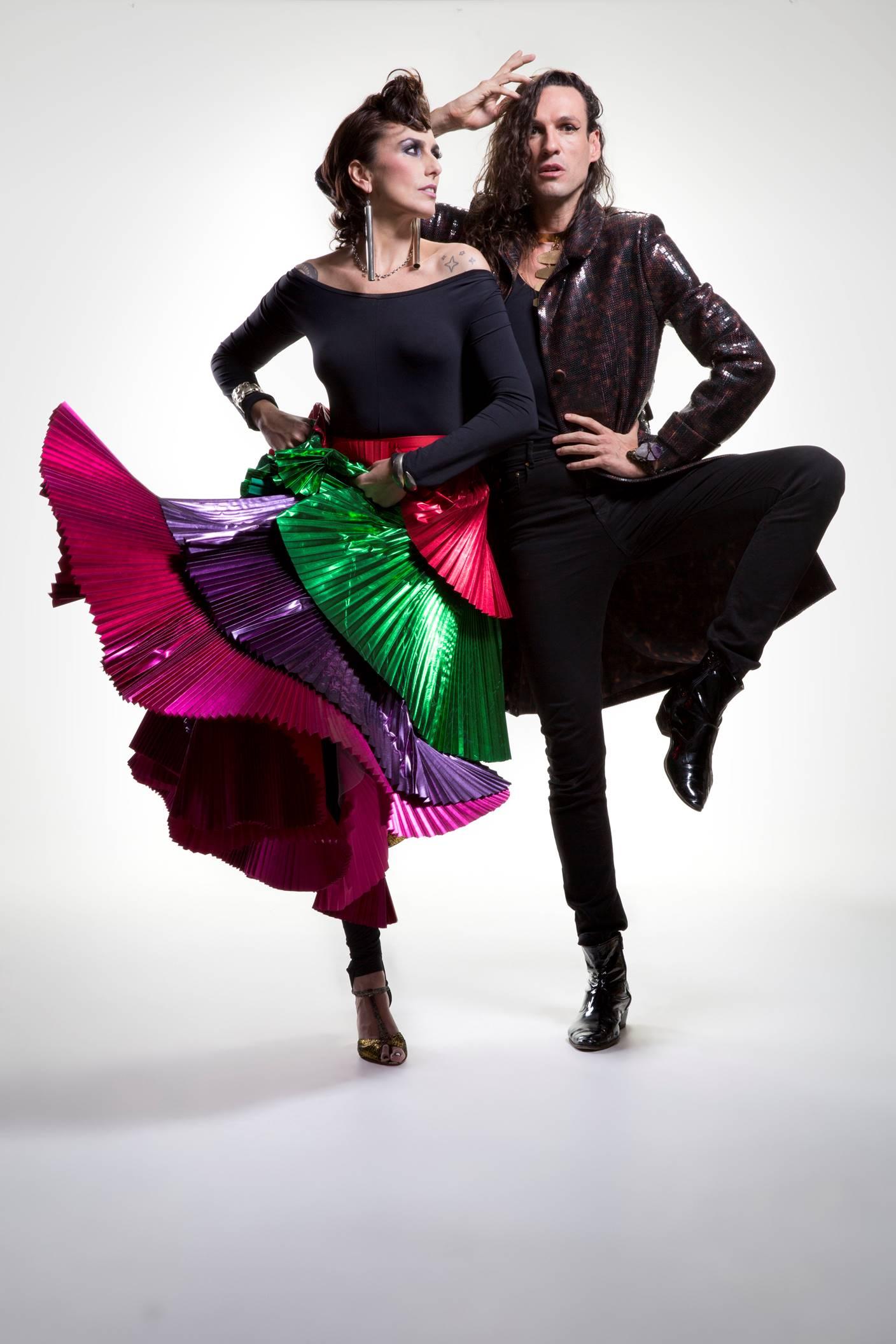 Chiara Gadaleta e Dudu Bertholini criam a Refashion, marca em parceria com o Exército da Salvação ©Divulgação