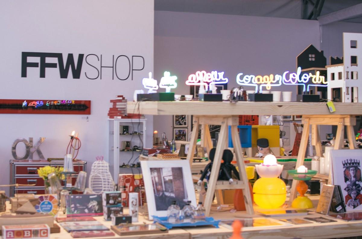 FFWSHOP traz seleção com novidades de arte e design ...