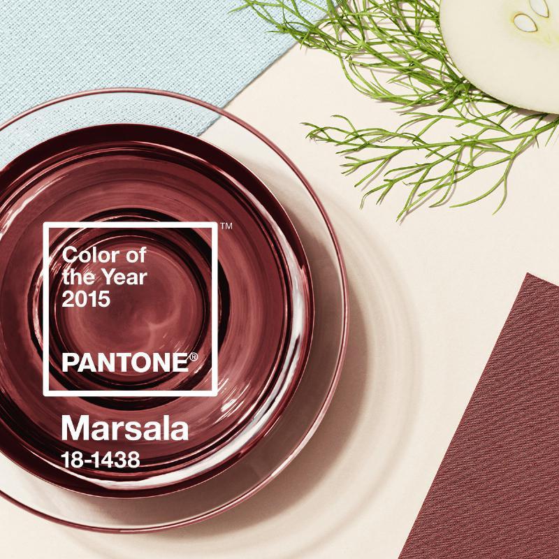 """Marrom avermelhado """"Marsala"""" é a cor de 2015 segundo a Pantone ©Divulgação"""