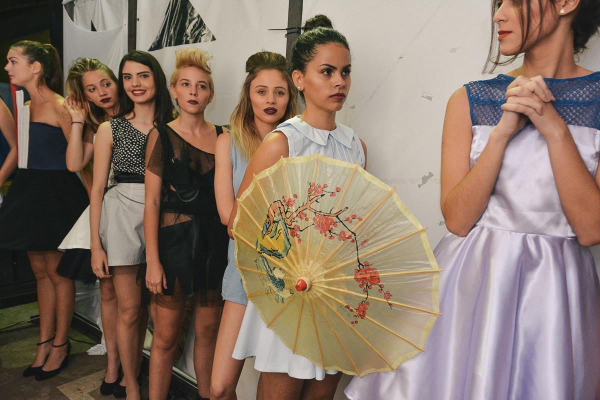 a6cbb09f4 Acompanhamos o desfile de formatura de modelagem do vestuário da ETEC  Tiquatira // Notícias // FFW
