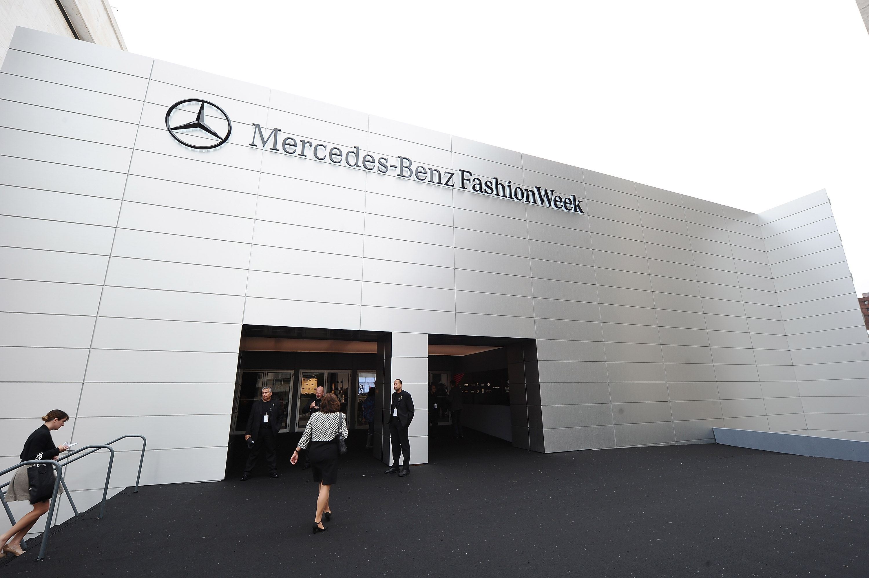 Mercedes Benz Fashion Week Muda De Lugar E De Nome ©Getty Images