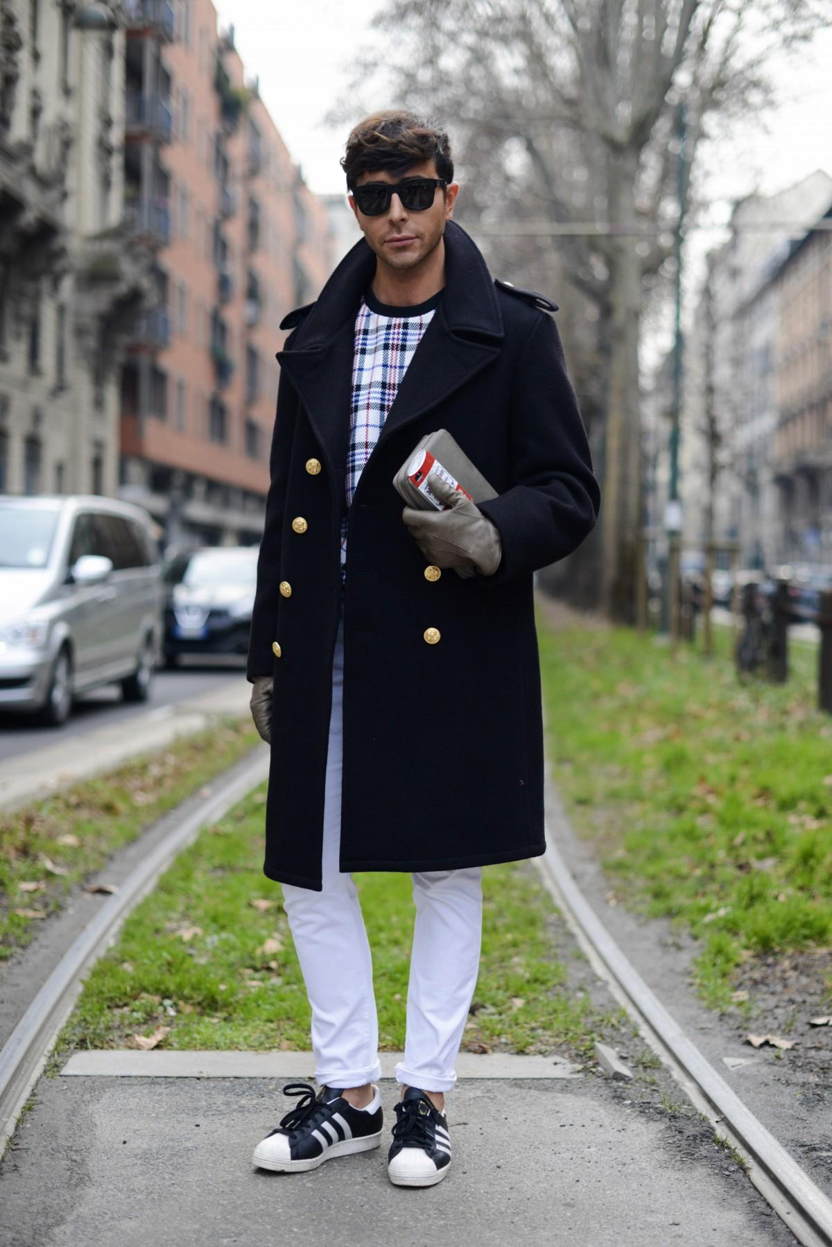 Galeria De Fotos Moda De Rua O Melhor Do Street Style De