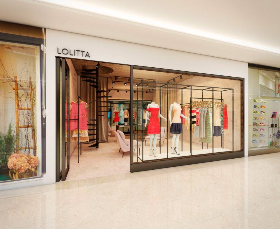 Lolitta inaugura loja no Iguatemi de São Paulo com nova identidade visual  ©Divulgação 38b512e97e