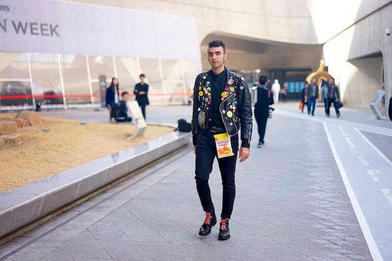 Men Fashion Seoul