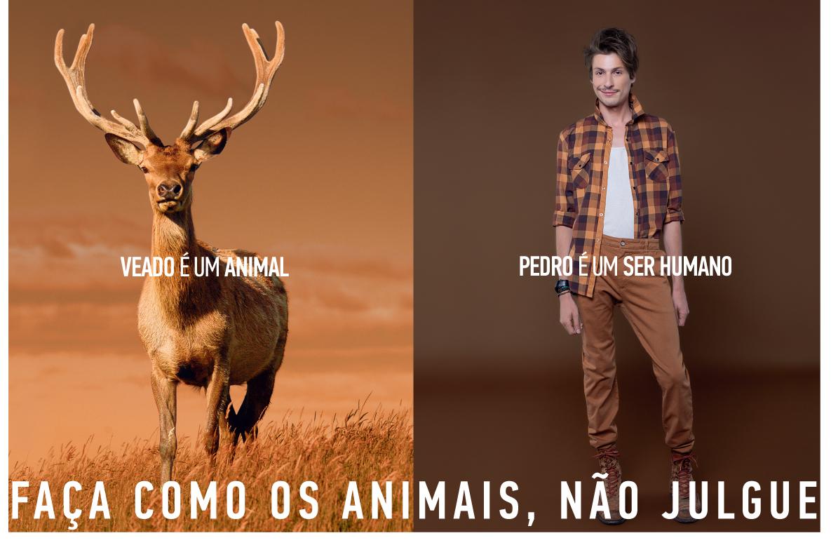 Reserva lança campanha-manifesto contra o preconceito ©Divulgação