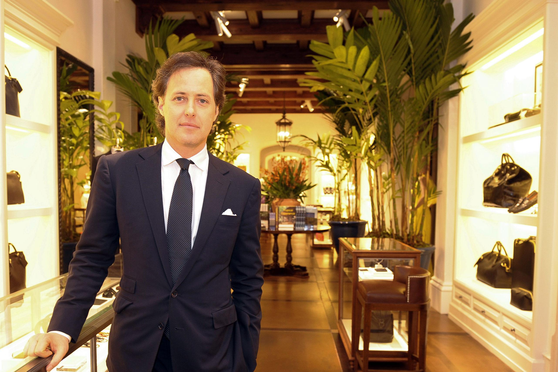 98ae1e4538917 David Lauren fala sobre a inauguração da primeira loja da Ralph Lauren no  Brasil