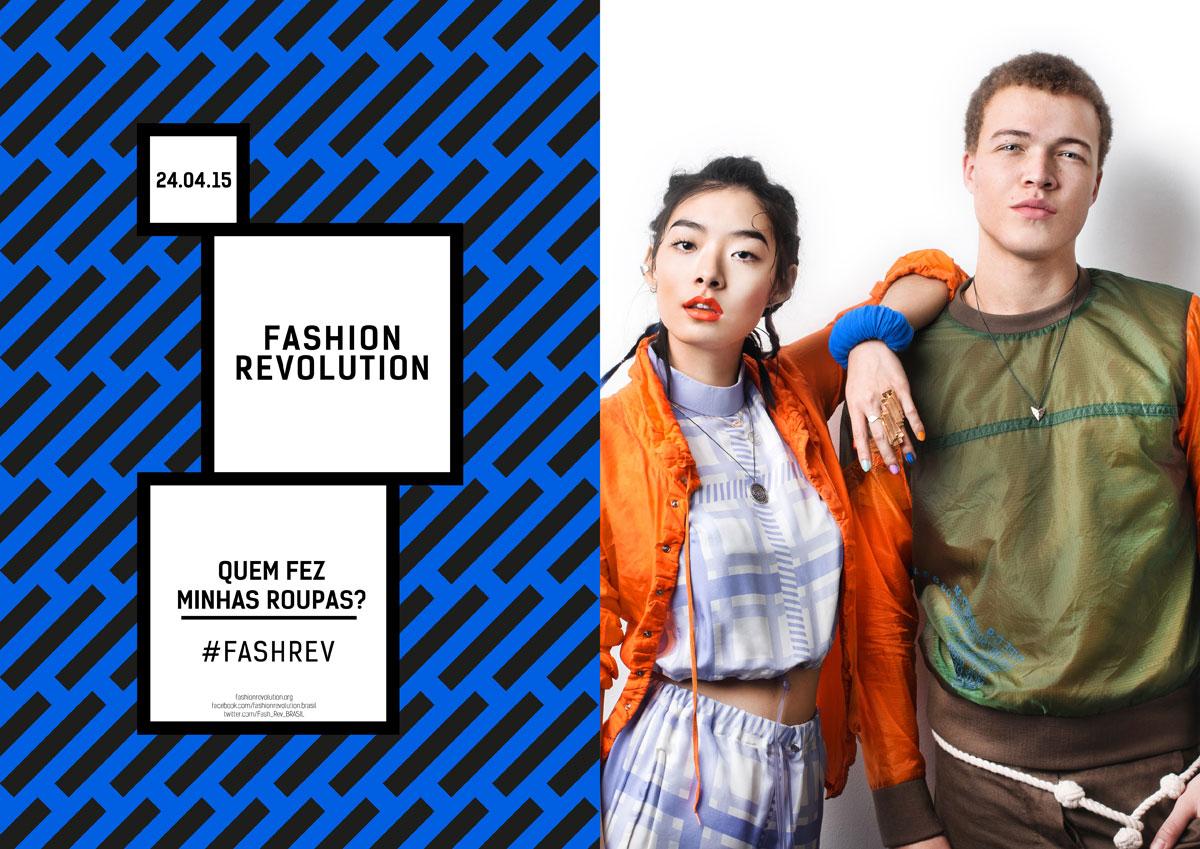 Fashion Revolution Day 2015 ©Divulgação