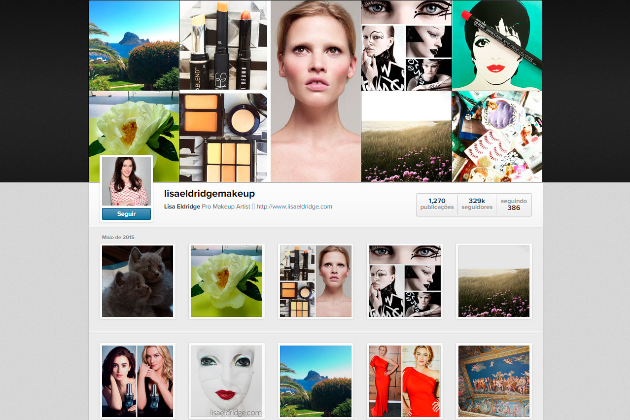 maquiadores-seguir-instagram-lisa-eldridge