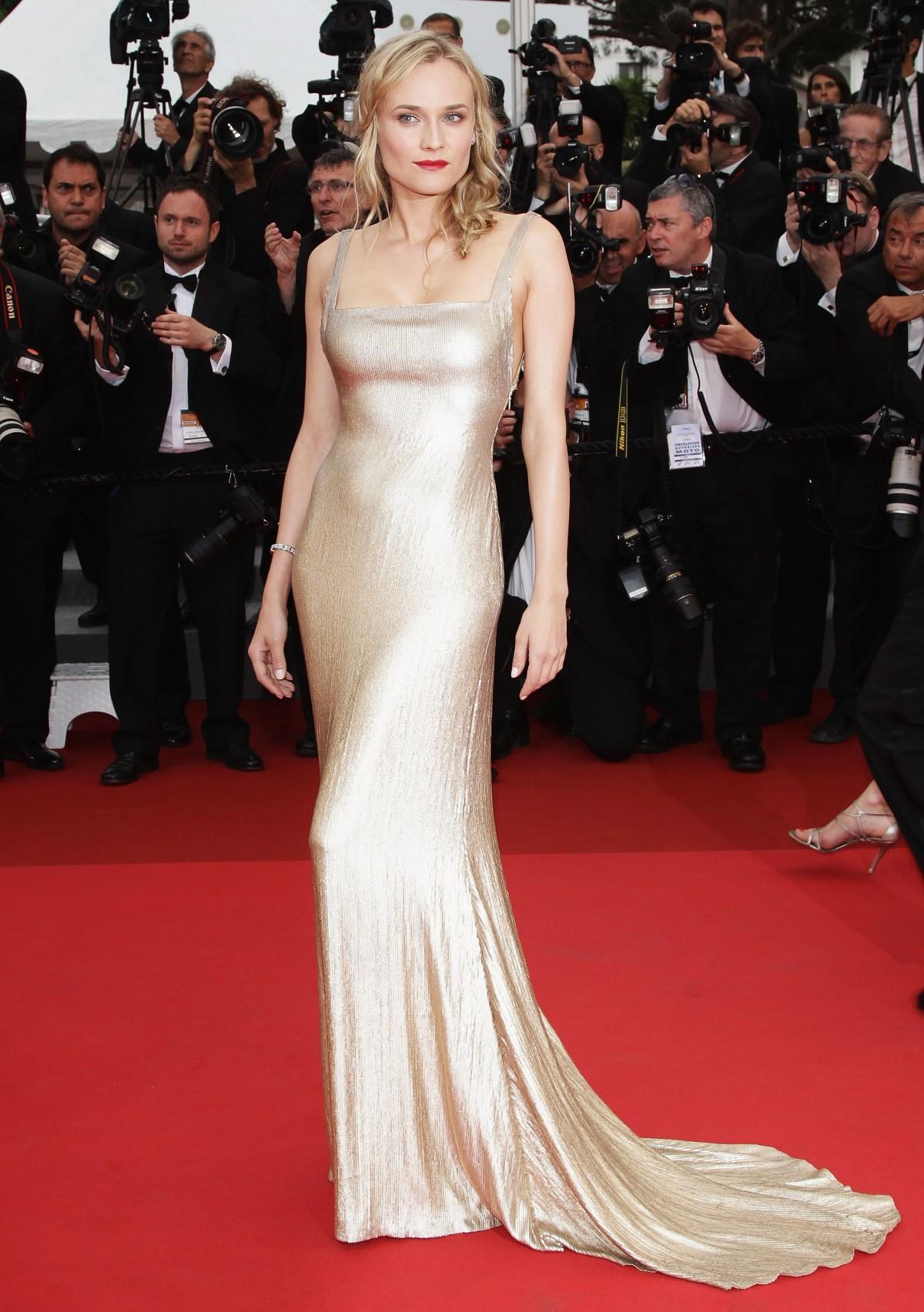 Diane Kruger at The Festival De Cannes