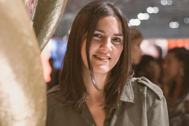 """A diretora de redação da """"Elle"""" Brasil, Susana Barbosa ©Felipe Abe"""