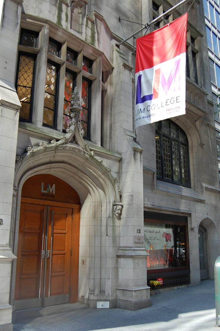 escolas de moda lim college nova york