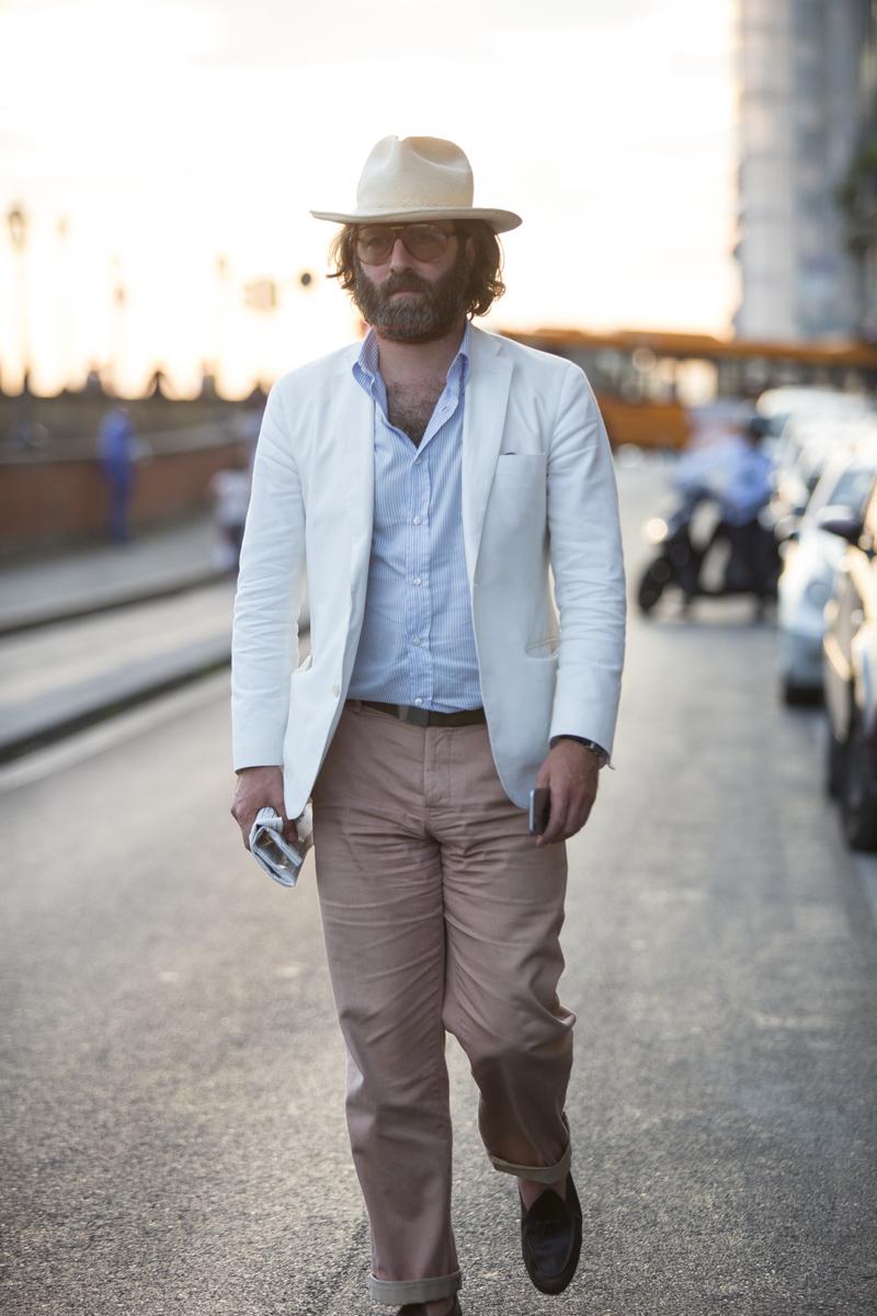 Galeria De Fotos Os Looks De Street Style Da Temporada Masculina Ver O 2016 Not Cias Ffw