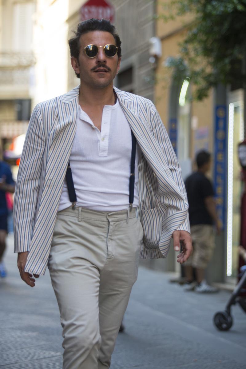 Galeria De Fotos Os Looks De Street Style Da Temporada Masculina Ver O 2016 Thumbs