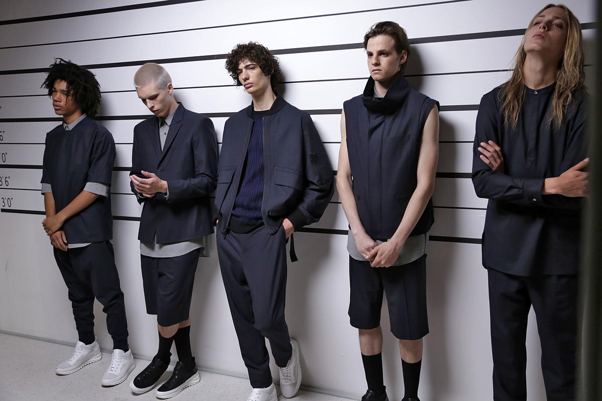 Public School- Menswear New York Spring Summer 2016 -Julho 2015
