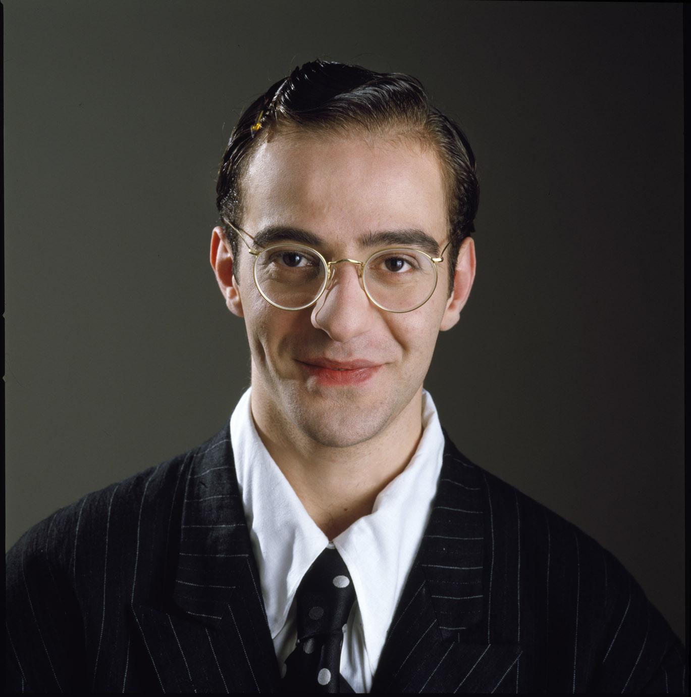 John Galliano 1985 by Jill Furmanovsky