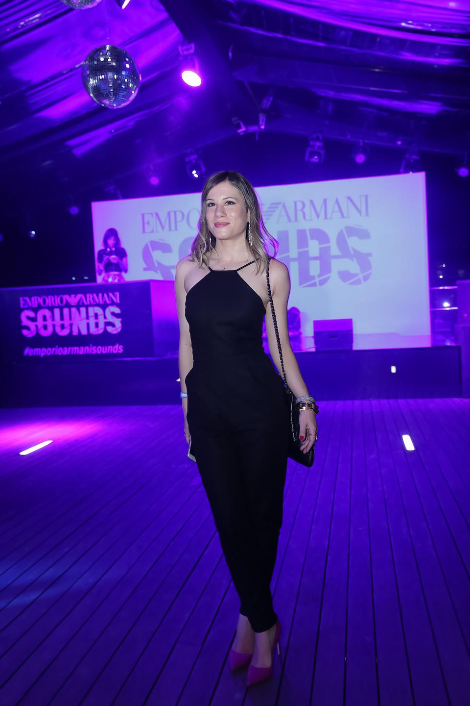 3083eda16 Galeria de Fotos Veja como foi o Emporio Armani Sounds, com Charli ...