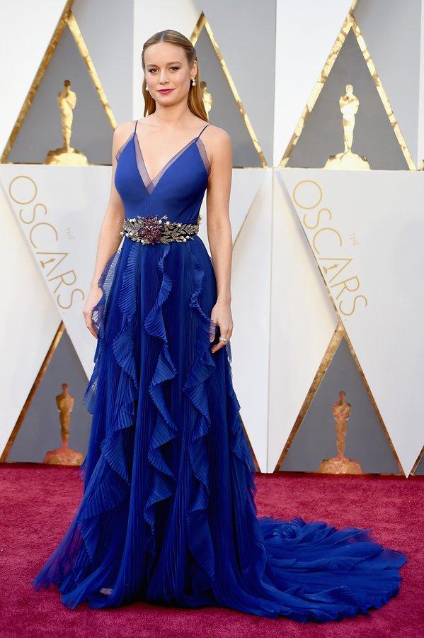 Brie Larson, de Gucci
