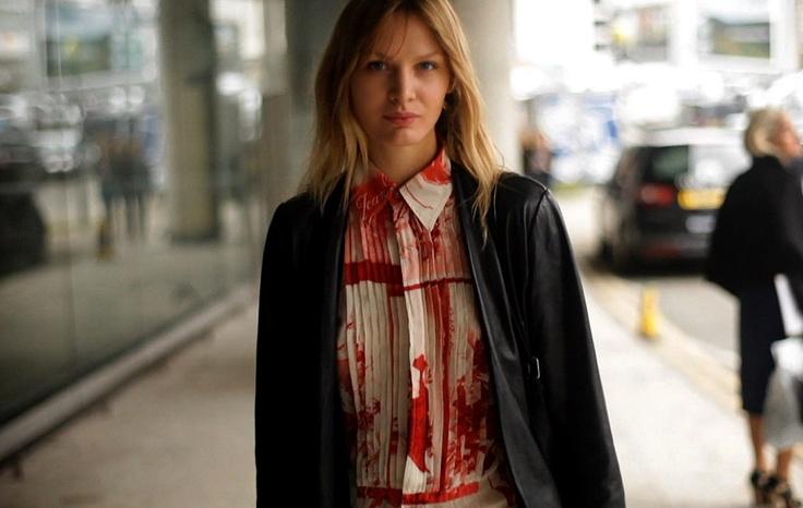 A Stylist Victoria Sekrier