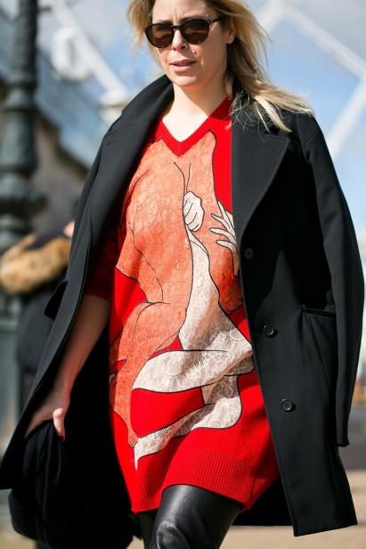 Fashion Week Paris Mars