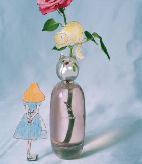 perfume grace coddington