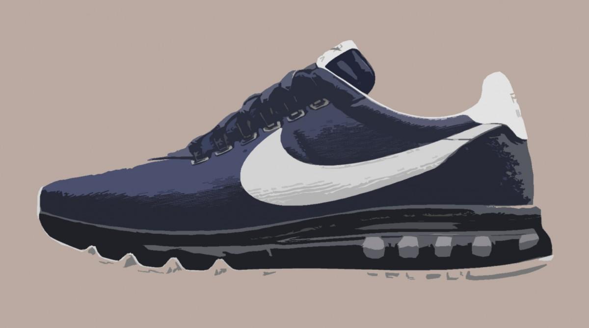 4b0b9a4d757fd Para celebrar ícone Air Max, top designers da Nike lançam três novas  versões do tênis