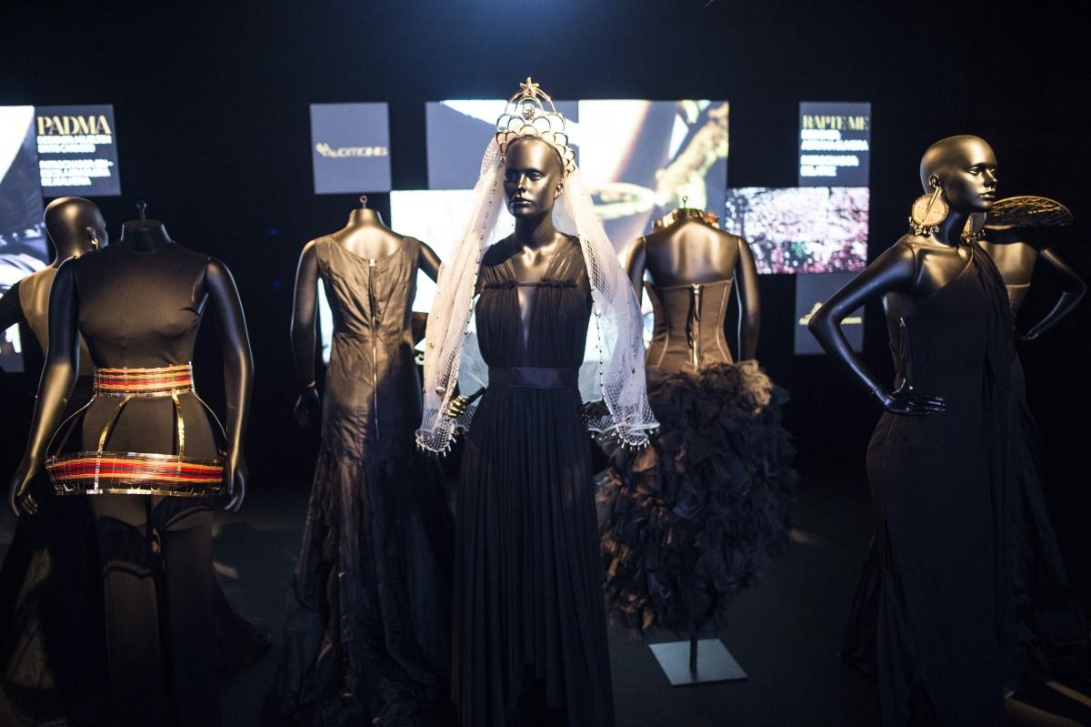 Exposição no SPFW mostra peças do concurso de joias AuDITIONS Brasil ©Agência Fotosite