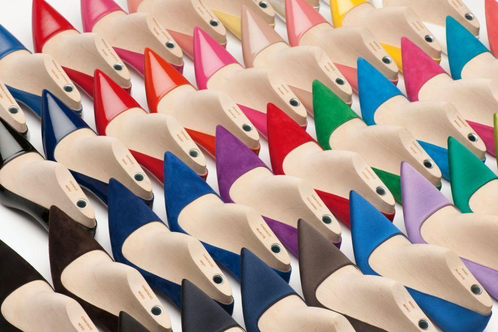 Inúmeras cores no serviço de customização que a Prada traz de volta ao Brasil ©Divulgação