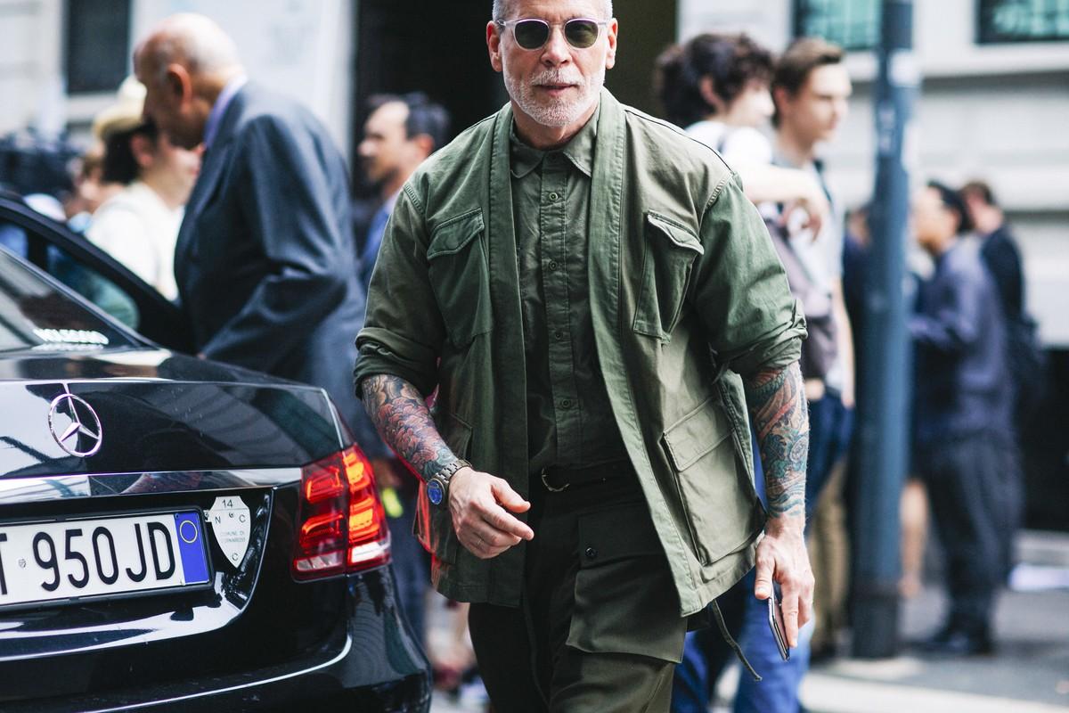 Galeria De Fotos O Street Style Dos Convidados Da Milano Moda Uomo Ver O 17 Foto 21