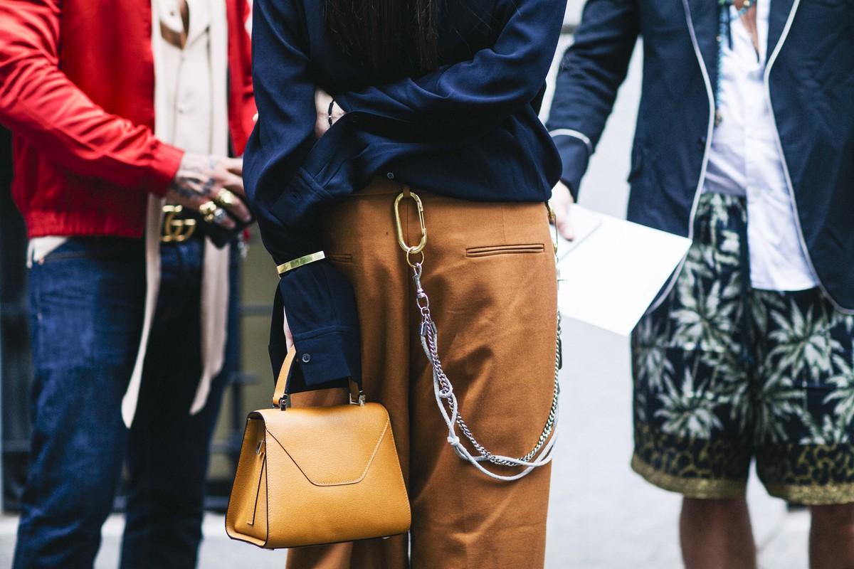Galeria De Fotos O Street Style Dos Convidados Da Milano Moda Uomo Ver O 17 Foto 30