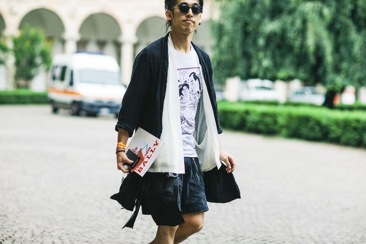 Galeria De Fotos O Street Style Dos Convidados Da Milano Moda Uomo Ver O 17 Thumbs