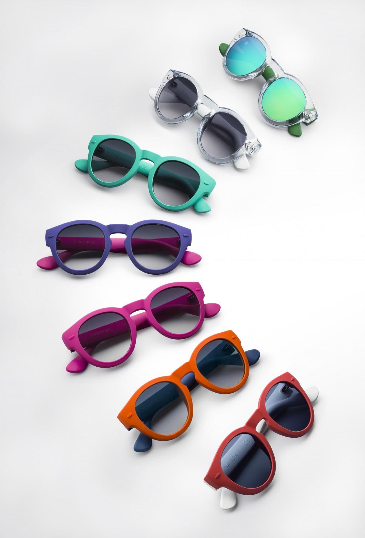 Havaianas lança sua primeira linha de óculos em parceria com a Safilo     Notícias    FFW 923423c47f