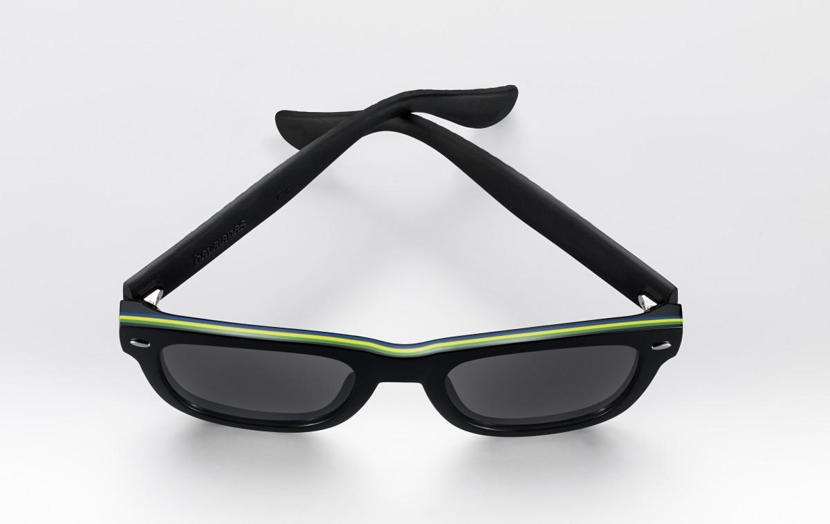 f3b64c9bc4e93 Havaianas lança sua primeira linha de óculos em parceria com a Safilo     Notícias    FFW