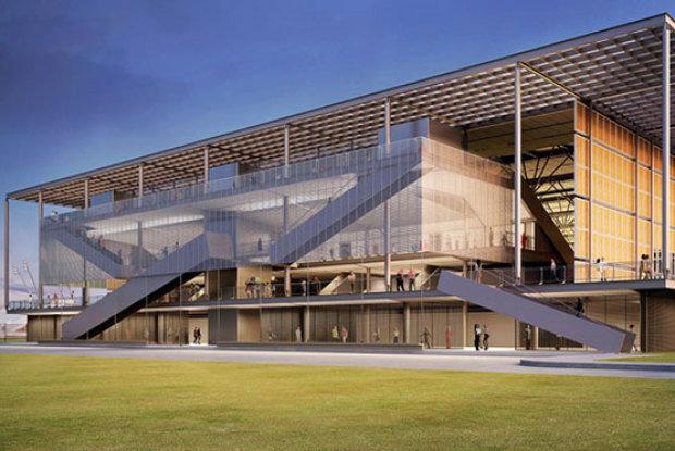 arquitetura olimpiadas rio 2016