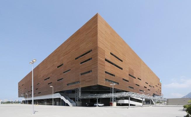 arquitetura rio 2016 arena do futuro