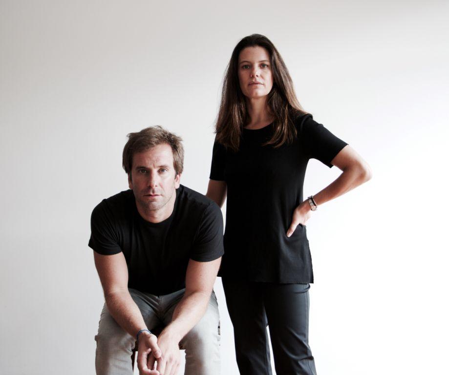 Gustavo e Gisela, sócios da Lapima ©Cortesia