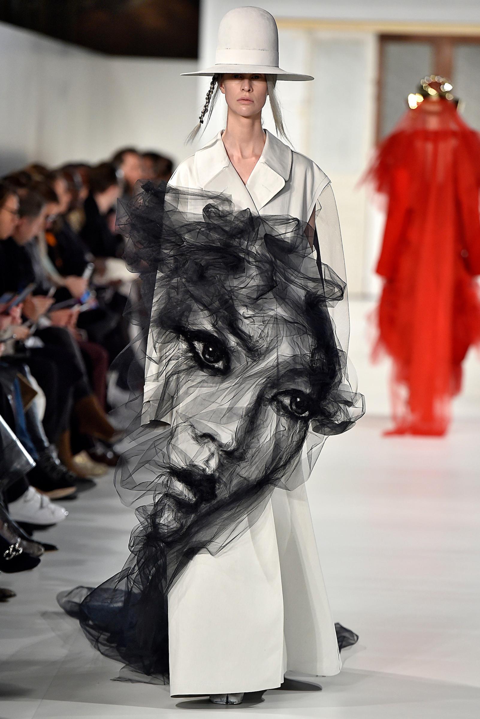 Maison Margiela, Verão 17 couture ©Agência Fotosite