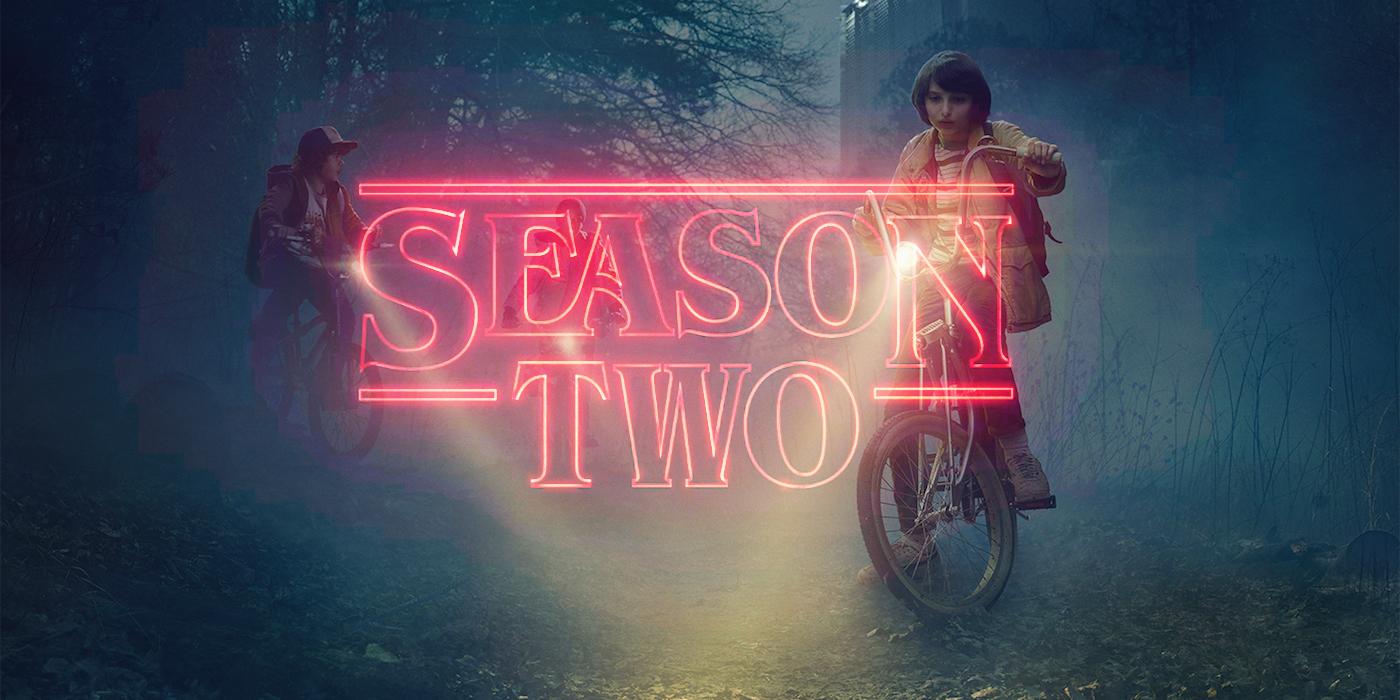 """Anúncio da próxima temporada de """"Stranger Things"""" ©Reprodução"""