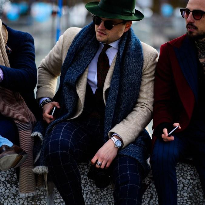 Galeria De Fotos Street Style O Estilo Dos Homens Da Pitti Uomo Foto 30 Not Cias Ffw