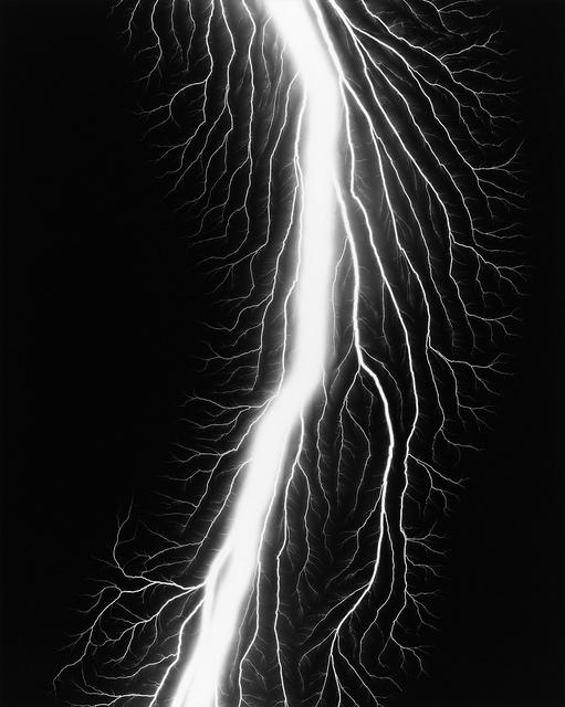 Lightning Field 239, Hiroshi Sugimoto - Japan House ©Cortesia