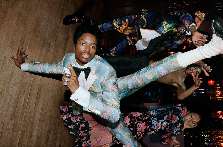 Campanha Gucci pre-fall 17 / Reprodução
