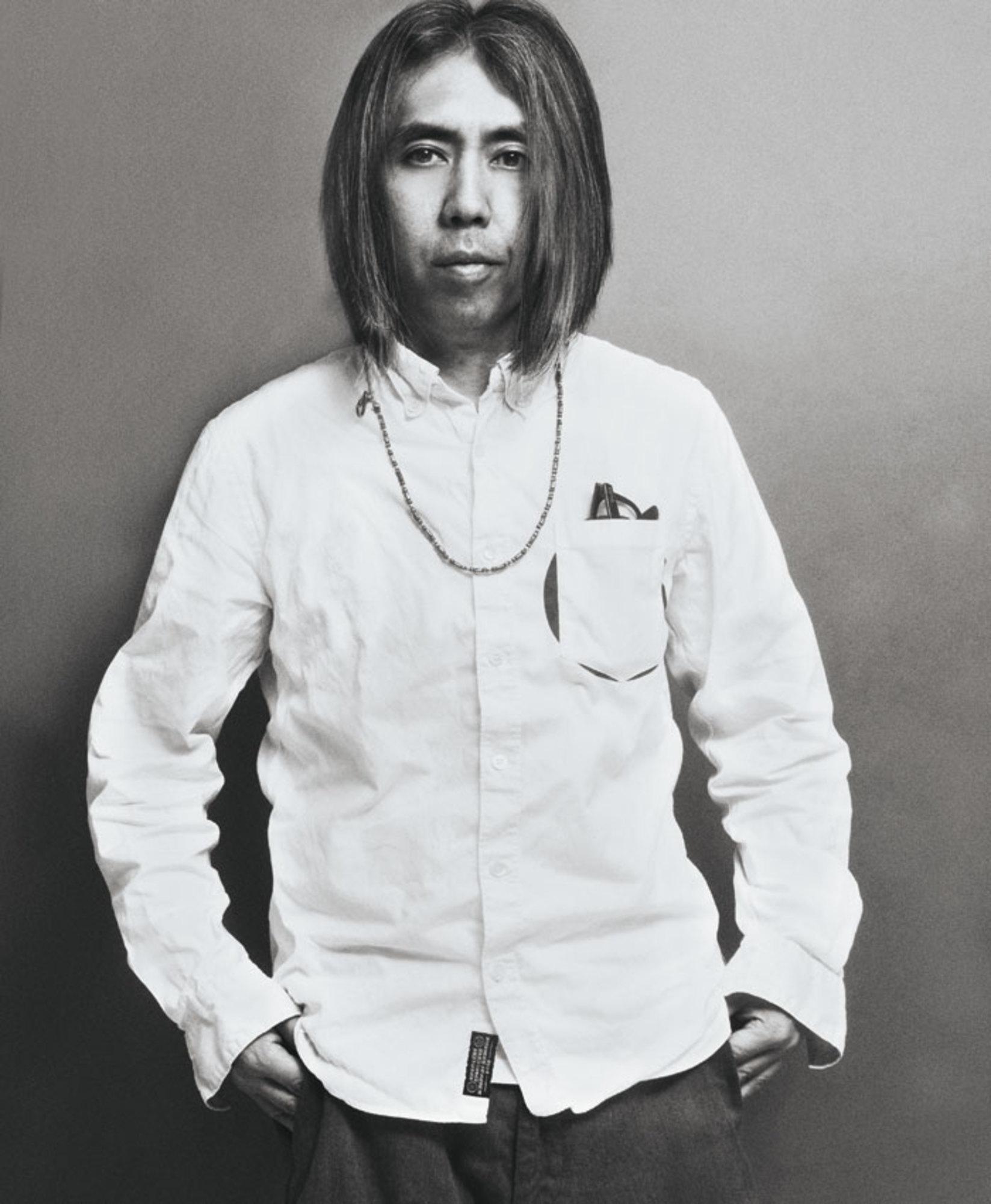 Hiroshi Fujiwara ©Reprodução