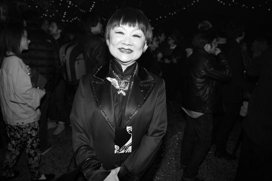 Atual dona da Lanvin, a taiwanesa Shaw-Lan Wang é conhecida na indústria pela personalidade excêntrica e difícil ©Reprodução